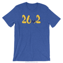 Boston Marathon 26.2 Love T Shirt