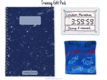 Running training gift pack